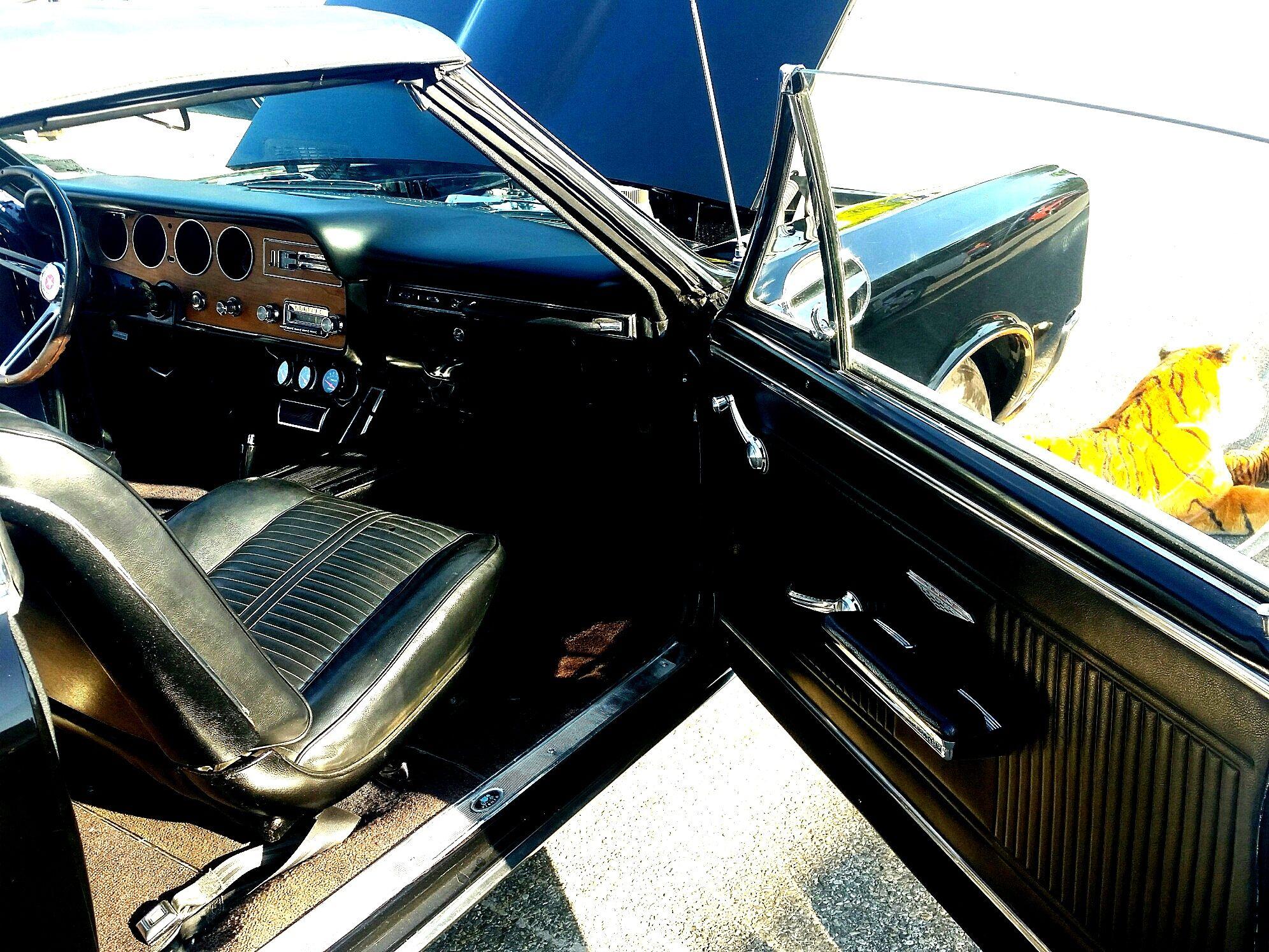 1966 PONTIAC GTO 32