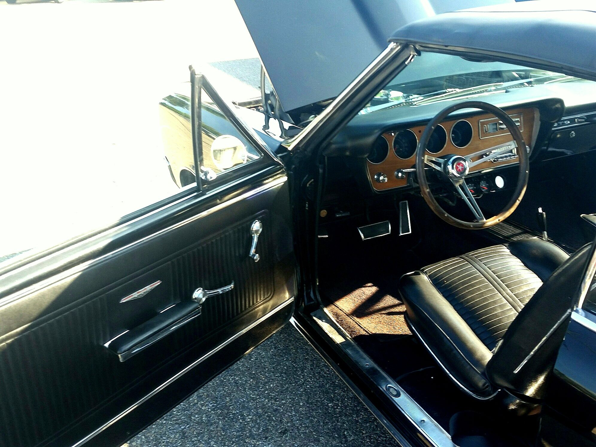 1966 PONTIAC GTO 34
