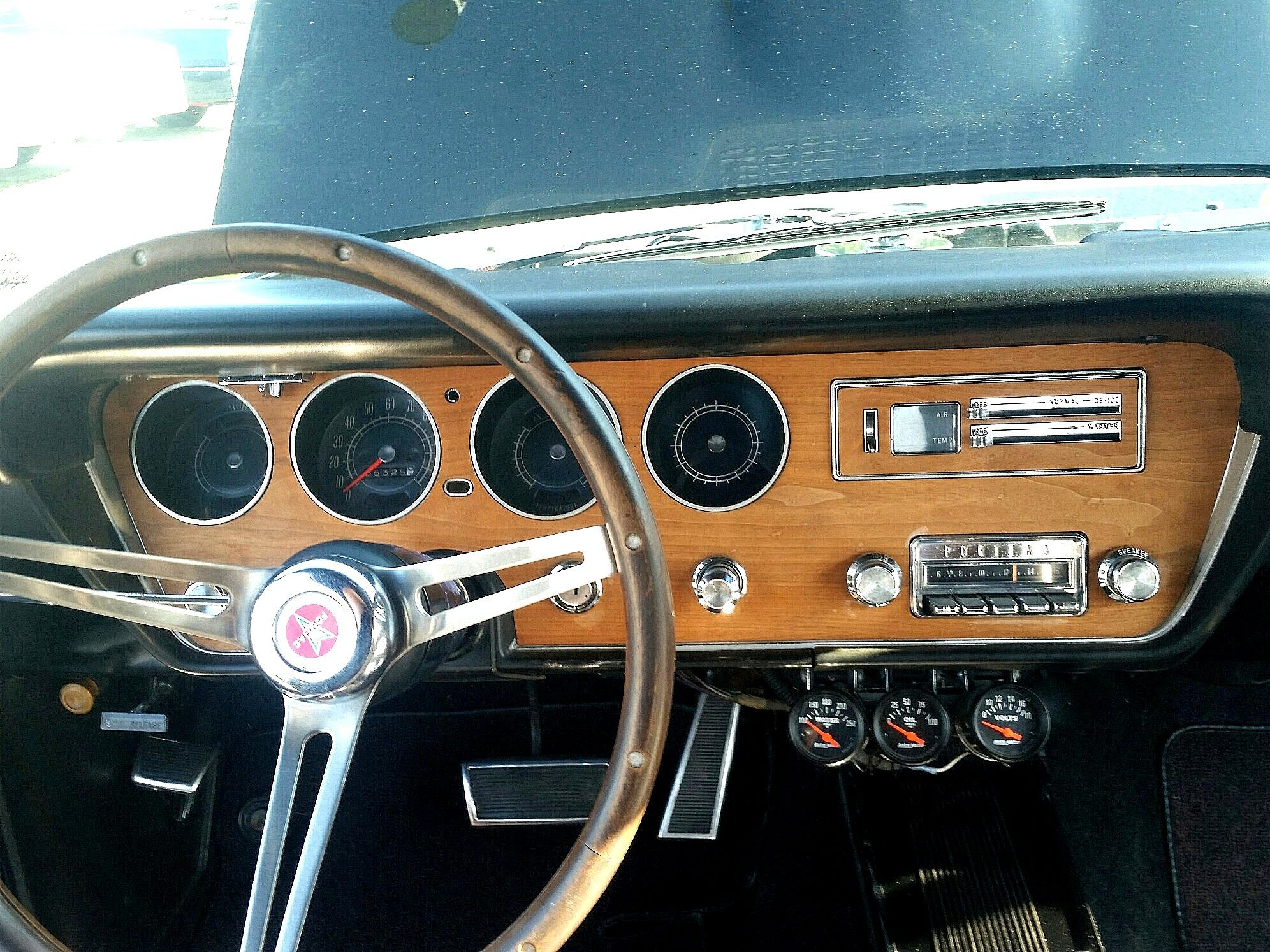 1966 PONTIAC GTO 35