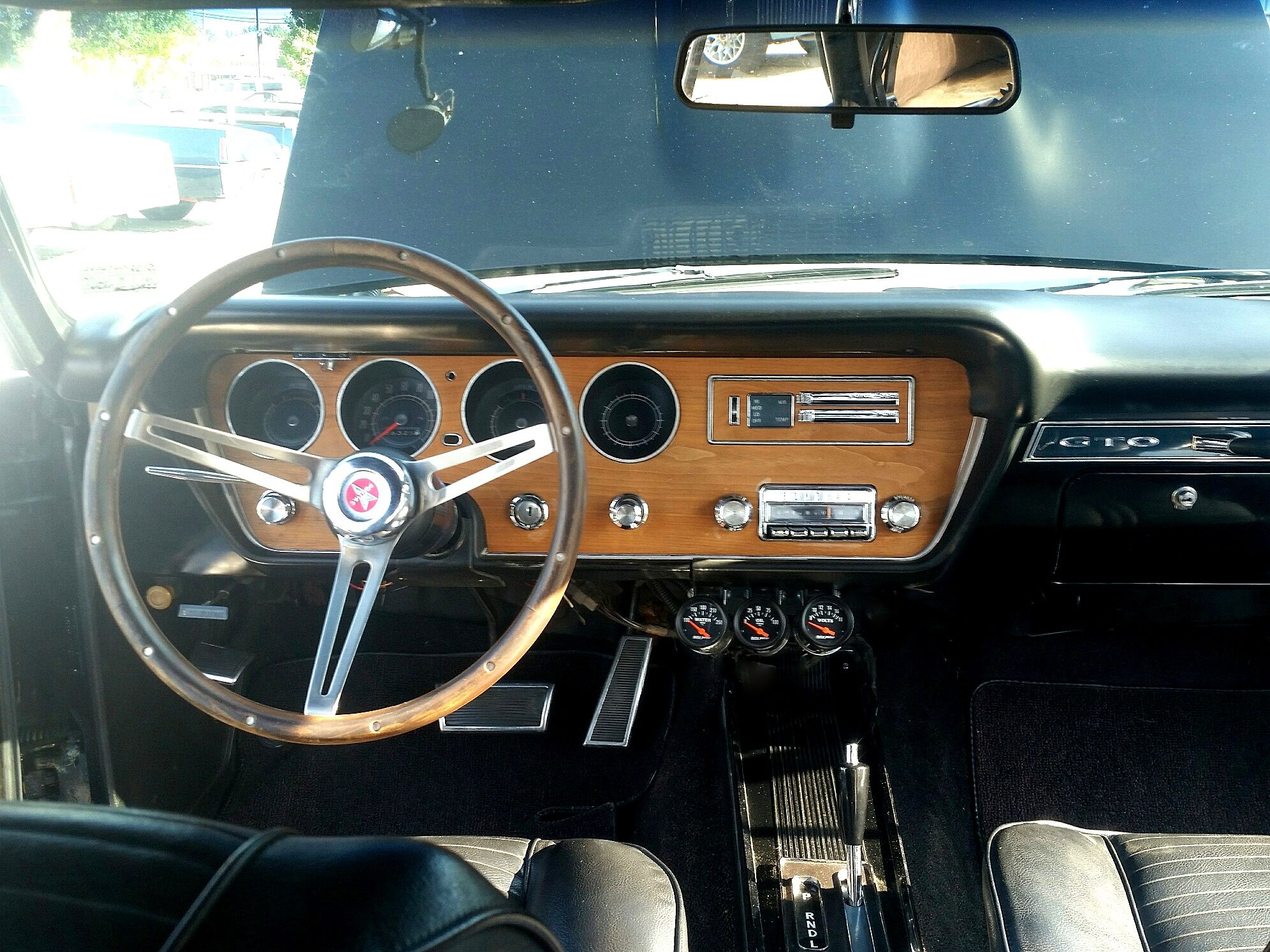 1966 PONTIAC GTO 36