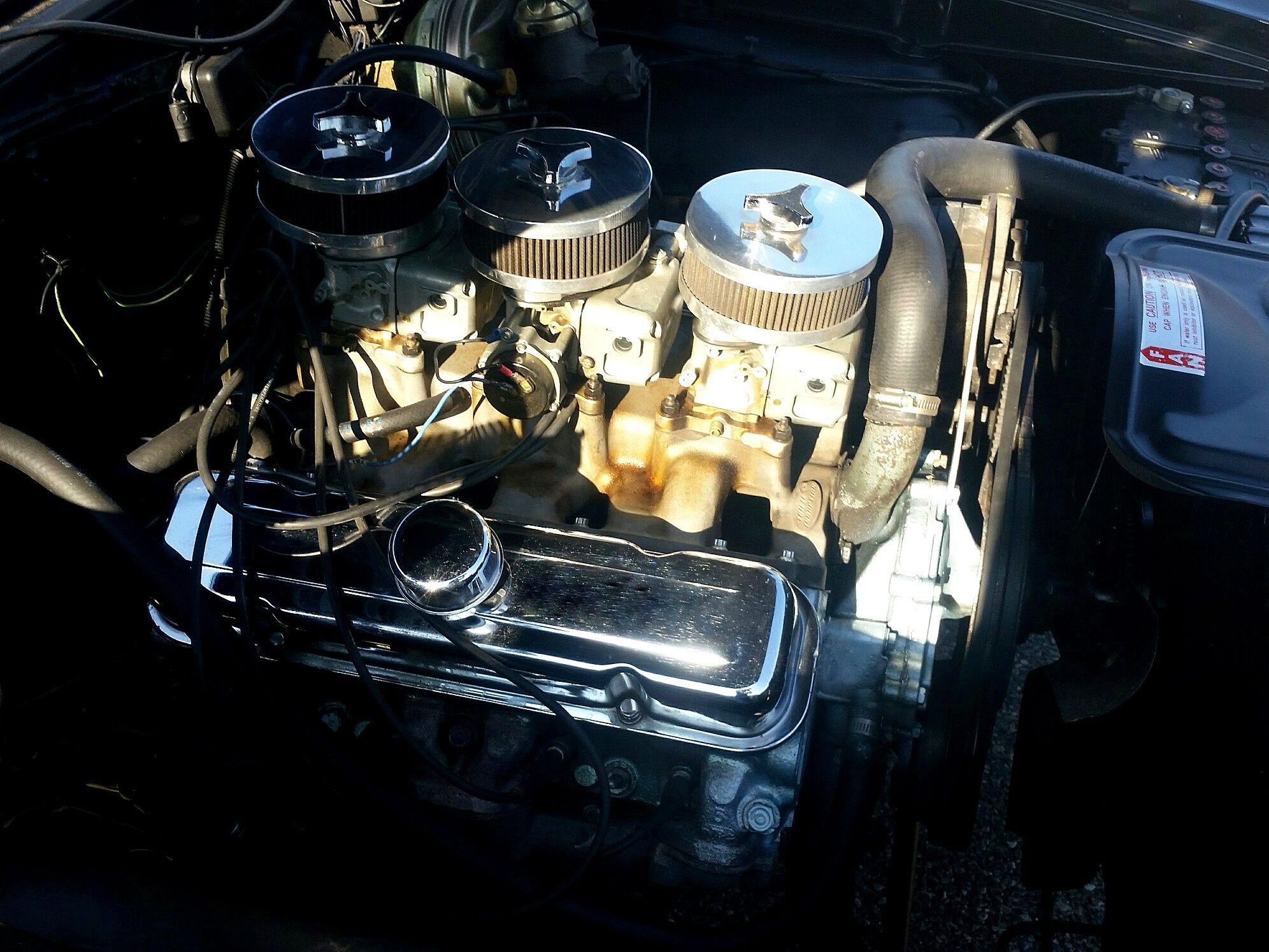 1966 PONTIAC GTO 38