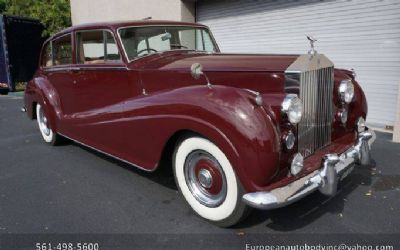 1955 1960 Rolls Royce For Sale Autabuy Com