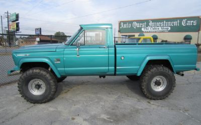 1966 Jeep J2000 Gladiator Modified Pickup