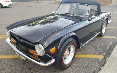 1971 Triumph Sorry Just Sold!!! TR6 Convertible