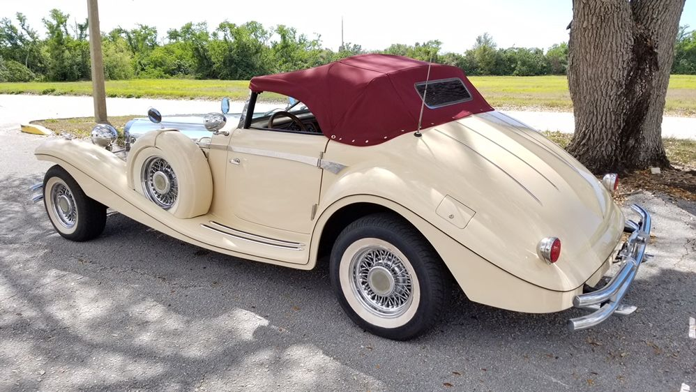 1936 Mercedes Benz 540k Replica For Sale Autabuy Com