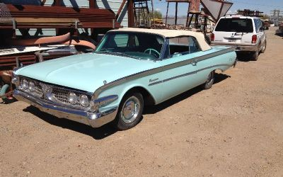 1960 Ford Edsel Convertible