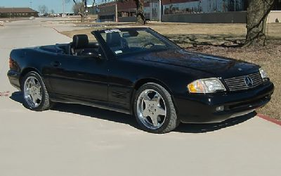 2001 Mercedes-Benz 300SL Convertible
