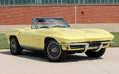 1967 Chevrolet Corvette Stingray Convertible