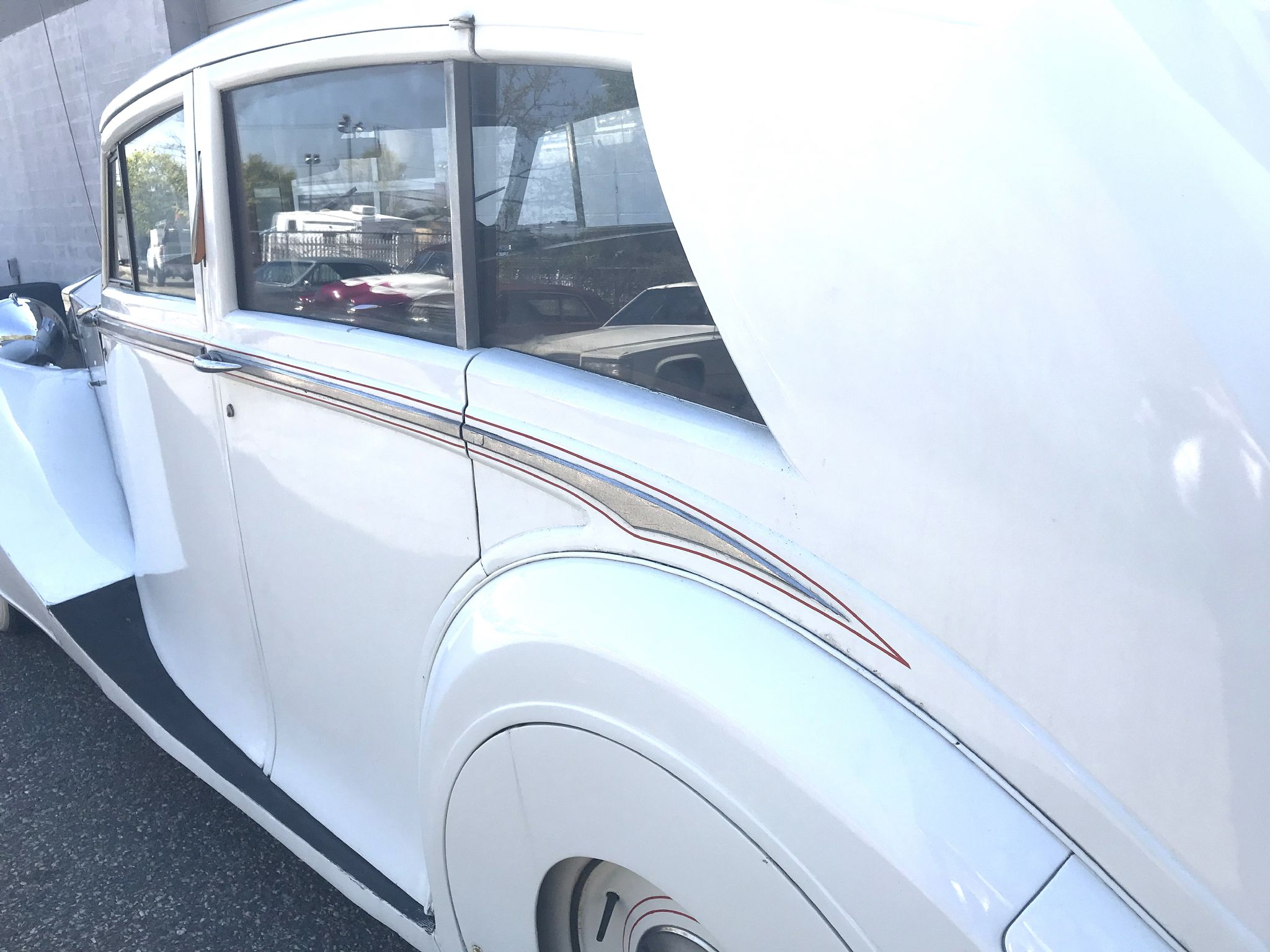 1948 ROLLS-ROYCE SILVER WRATH 5