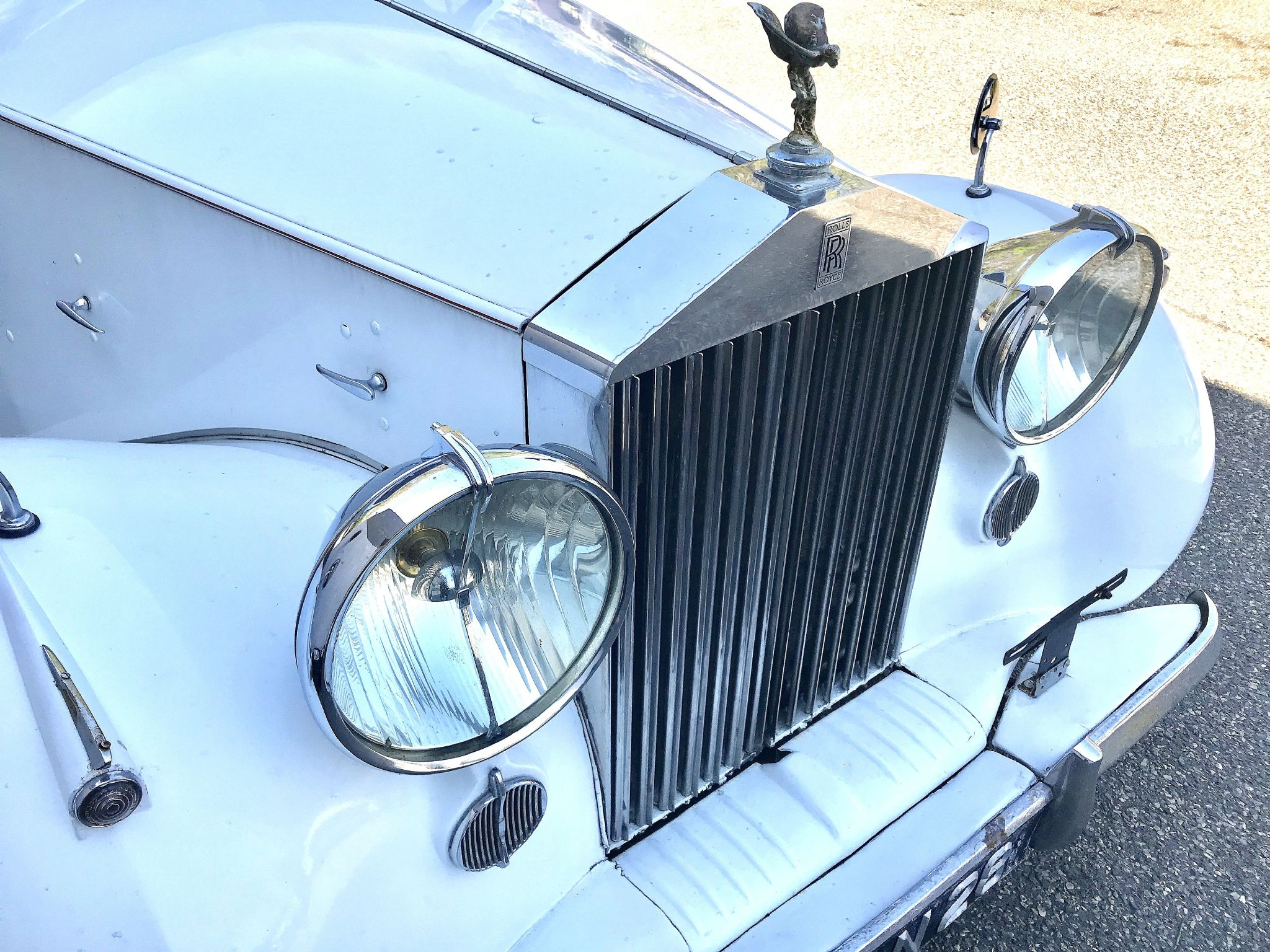 1948 ROLLS-ROYCE SILVER WRATH 2