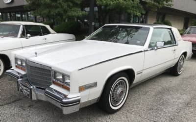 1982 Cadillac Sorry Just Sold!!! Eldorado Biarritz