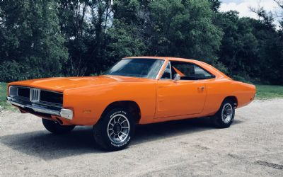 1969 Dodge Charger RT / SE