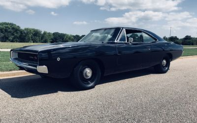 1968 Dodge Charger 4SPEED