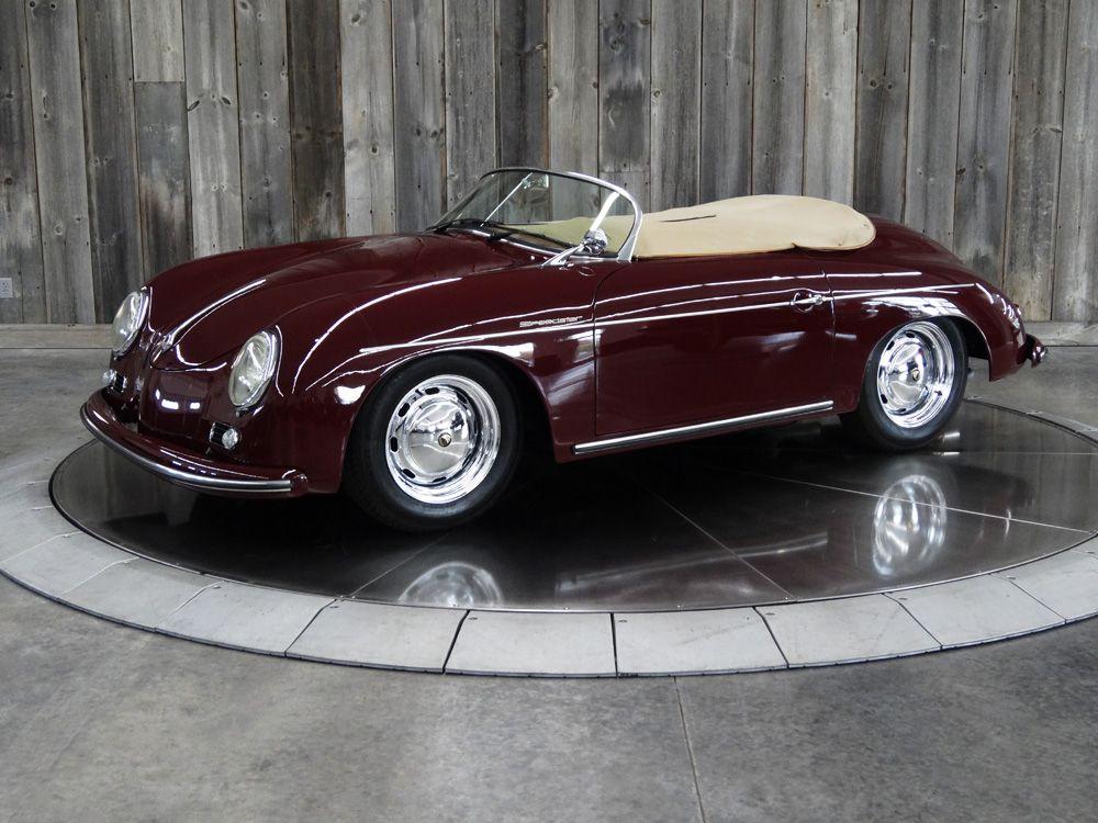 Porsche 356 For Sale >> 1957 Porsche 356 Beck Speedster For Sale Autabuy Com