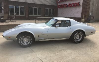 1977 Chevrolet Corvette L82 Coupe