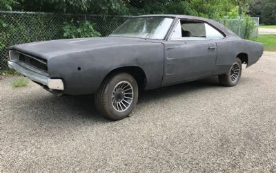 1968 Dodge Charger 4 Speed
