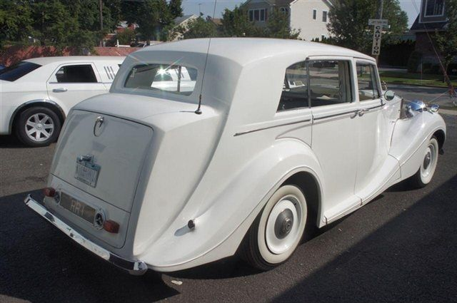 1948 ROLLS-ROYCE SILVER WRATH 19