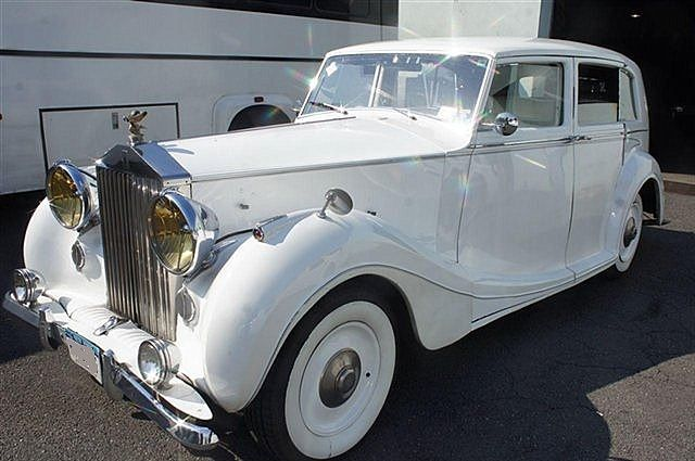 1948 ROLLS-ROYCE SILVER WRATH 18
