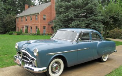 1951 Packard 200 Deluxe Sedan With Overdrive