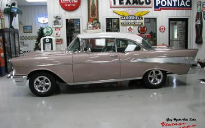 1957 Chevrolet Bel Air Resto-Rod/Desert Rose