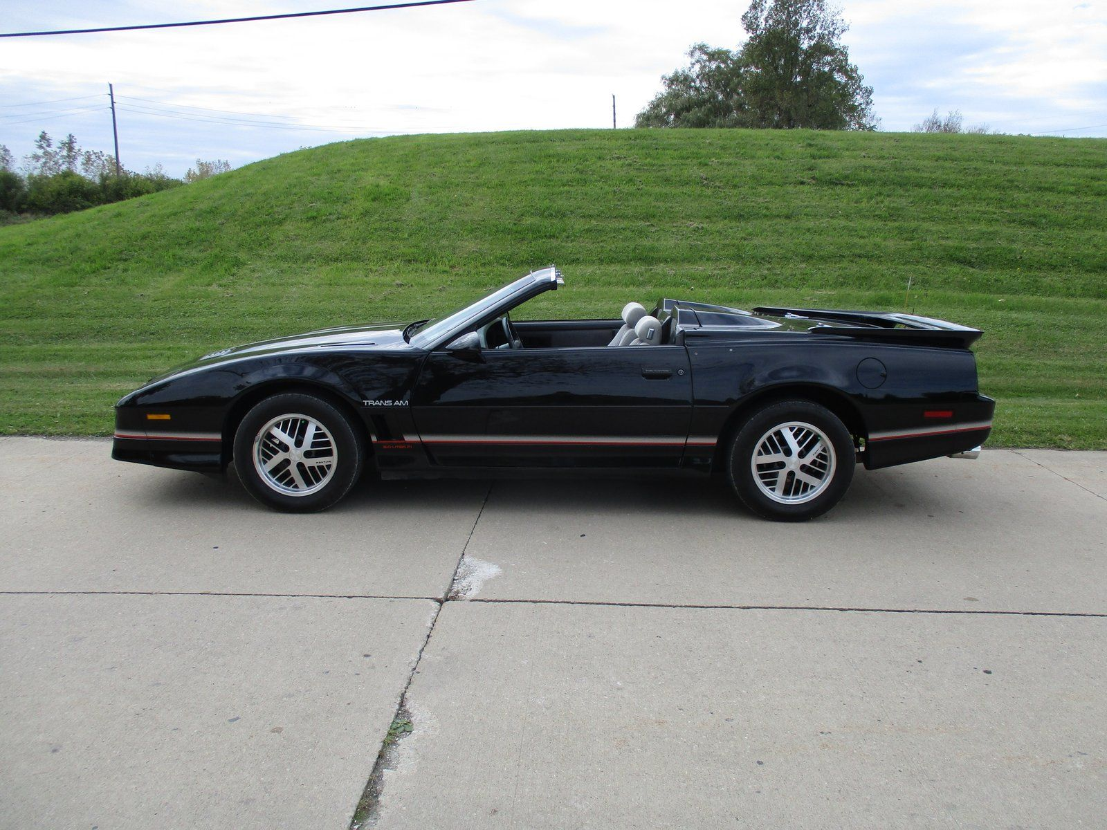 1986 Pontiac Firebird Autoform Roadster For Sale Autabuy Com