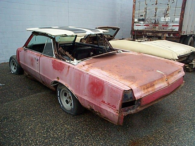 CHEVROLET, PONTIAC, OTHERS PARTS & PROJECTS 32