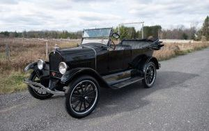 1924 Star Special Touring