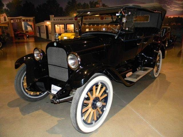 1923 Dodge Brothers 4 Door Touring