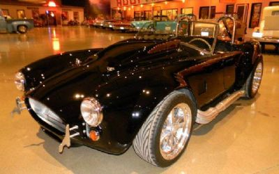 1965 Shelby Cobra Roadster Special Construction