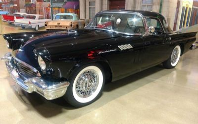1957 Ford Thunderbird Hardtop/Soft Top