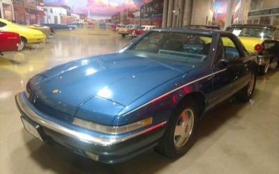 1988 Buick Reatta Two Seater