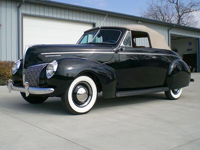 1940 CONVERTIBLE Image