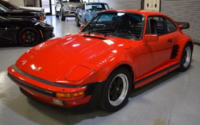 1987 Porsche 930 Slantnose Turbo Coupe