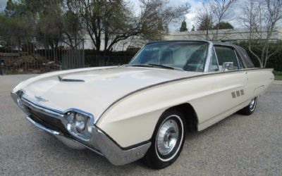 1963 Ford Thunderbird Prince OF Monaco