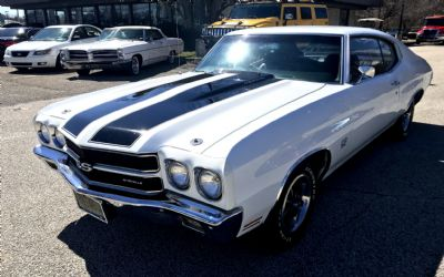 1970 Chevrolet Chevelle SS 396 Four Speed Hard Top
