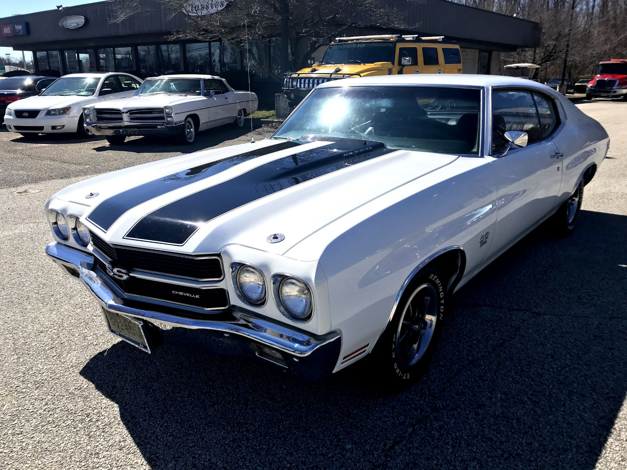 1970 Chevrolet Chevelle Ss 396 Four Speed Hard Top For Sale