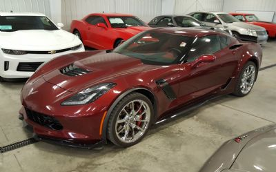 2016 Chevrolet Corvette Z06 Coupe Spice Red Special Edition