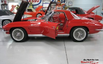 1964 Chevrolet Corvette Riverside Red
