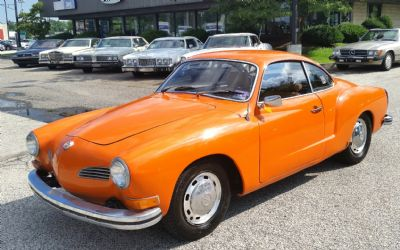 1974 Volkswagen Karmann Ghia Sorry Just Sold!!! Coupe