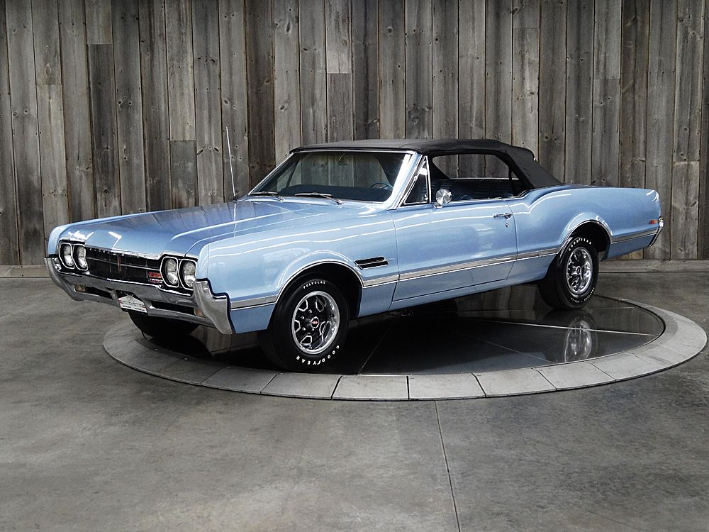 1966 Oldsmobile 442 For Sale | AutaBuy com