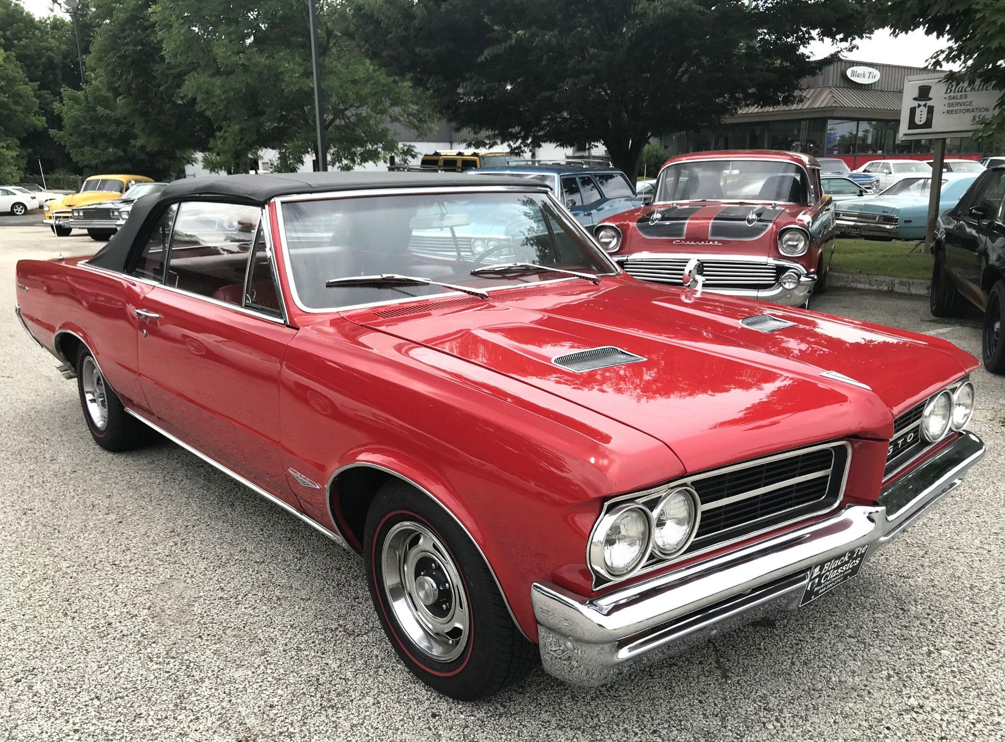 1964 Pontiac Gto For Sale Autabuycom
