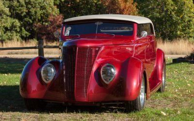 1937 Ford Cabriolet Club
