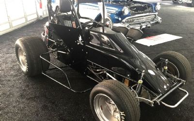 1971 Midget # 1 Race Car Speedster Custom Built Racer