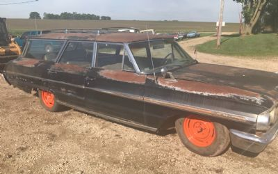 1964 Ford Country Sedan Wagon Station Wagon
