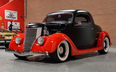 1936 Ford 3-Window Coupe Street Rod