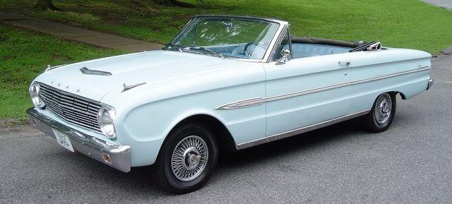 1963 FORD FALCON FUTURA CONVERTIBLE For Sale | AllCollectorCars com