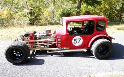 1934 Stret Legal Race Car
