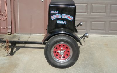 1940 RC Cola Street Rod Trailer