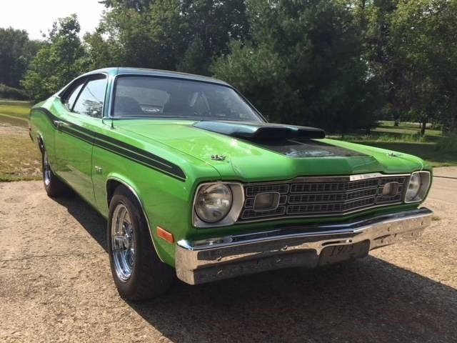 1973 Plymouth Duster For Sale | AutaBuy com