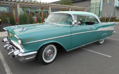 1957 Chevrolet Bel Air 2 DR Hardtop - Sold!